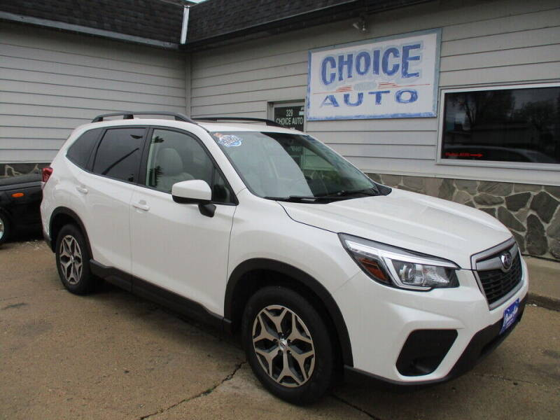 2019 Subaru Forester for sale at Choice Auto in Carroll IA