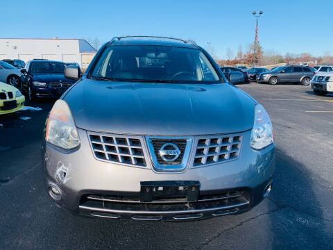 2008 Nissan Rogue for sale at LUXURY IMPORTS AUTO SALES INC in North Branch MN