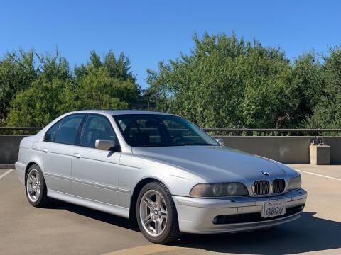 2001 BMW 5 Series for sale at AutoAffari LLC in Sacramento CA