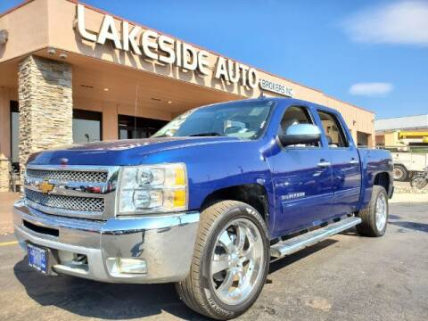 2013 Chevrolet Silverado 1500 for sale at Lakeside Auto Brokers Inc. in Colorado Springs CO