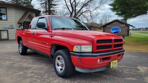 1998 Dodge Ram Pickup 1500 for sale at Shores Auto in Lakeland Shores MN