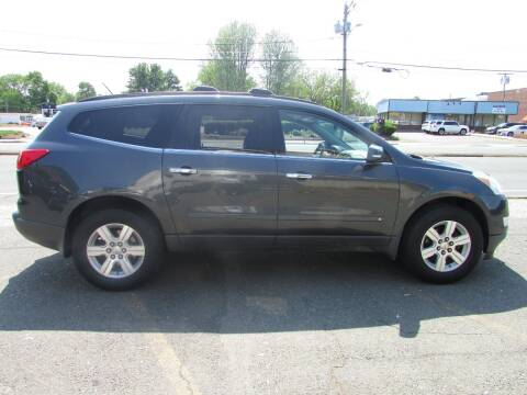 2010 Chevrolet Traverse for sale at Nutmeg Auto Wholesalers Inc in East Hartford CT