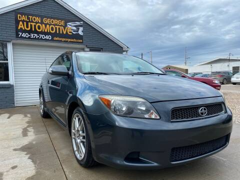 2007 Scion tC for sale at Dalton George Automotive in Marietta OH