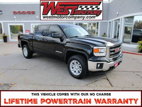2014 GMC Sierra 1500 for sale at West Motor Company in Hyde Park UT