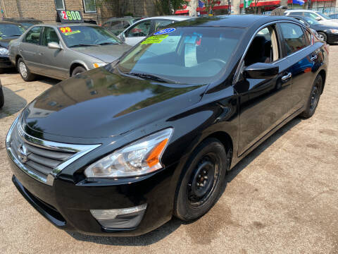 2013 Nissan Altima for sale at 5 Stars Auto Service and Sales in Chicago IL