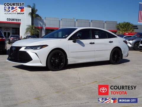 2021 Toyota Avalon for sale at Courtesy Toyota & Ford in Morgan City LA