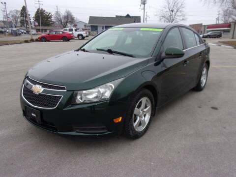 2014 Chevrolet Cruze for sale at Ideal Auto Sales, Inc. in Waukesha WI