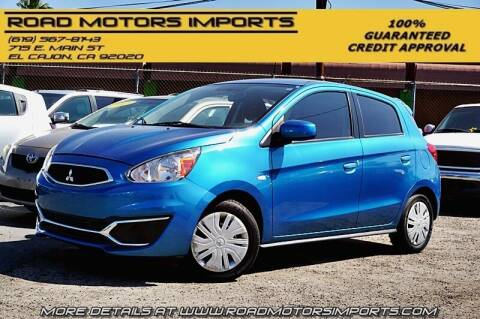 2017 Mitsubishi Mirage for sale at Road Motors Imports in El Cajon CA