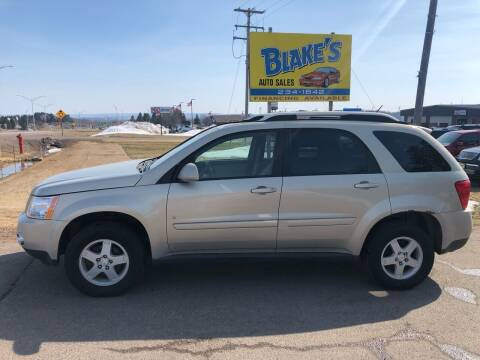 2009 Pontiac Torrent for sale at Blake's Auto Sales in Rice Lake WI