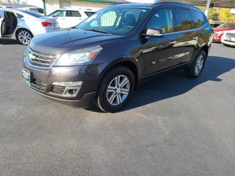 2015 Chevrolet Traverse for sale at Lewis Blvd Auto Sales in Sioux City IA