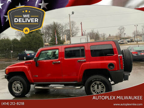 2006 HUMMER H3 for sale at Autoplex 2 in Milwaukee WI