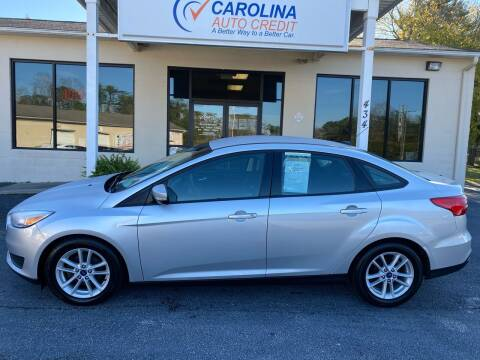 2017 Ford Focus for sale at Carolina Auto Credit in Youngsville NC