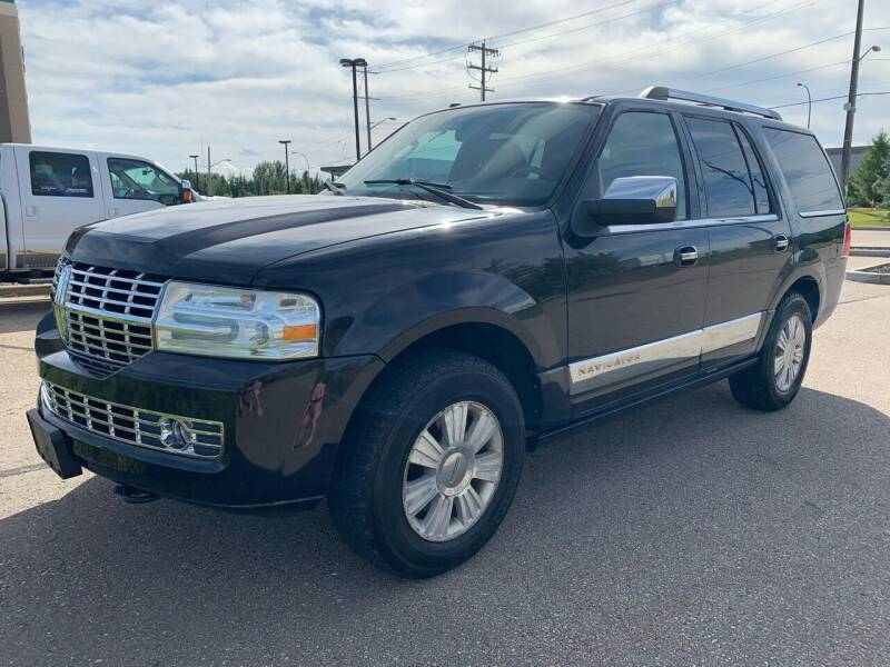 2010 Lincoln Navigator for sale at Truck Buyers in Magrath AB