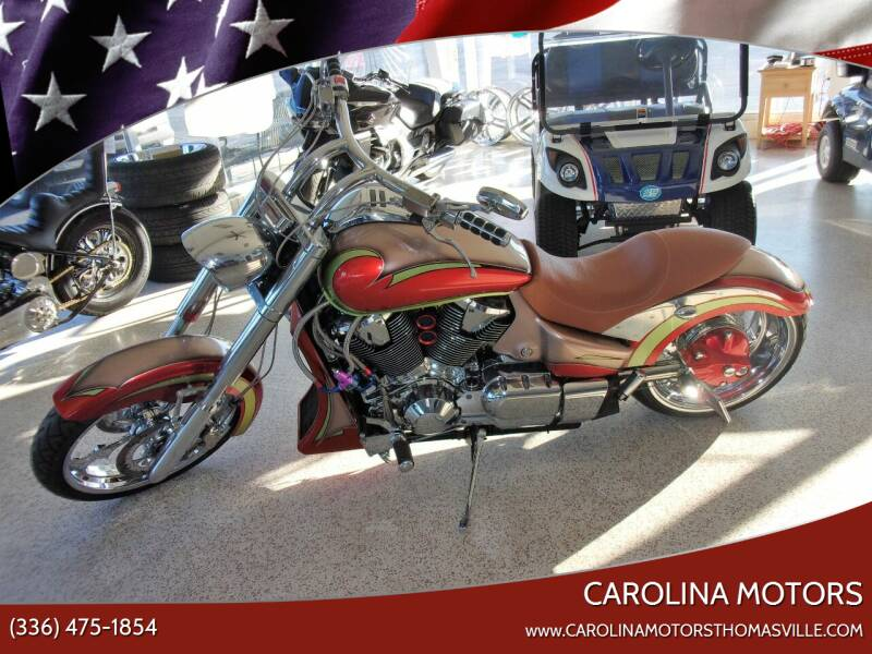 2003 Honda VTX for sale at CAROLINA MOTORS in Thomasville NC