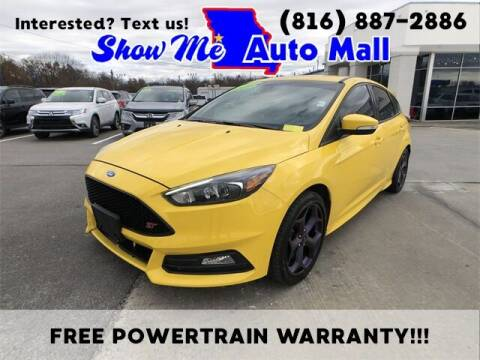 2017 Ford Focus for sale at Show Me Auto Mall in Harrisonville MO