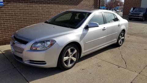 2011 Chevrolet Malibu for sale at Madison Motor Sales in Madison Heights MI