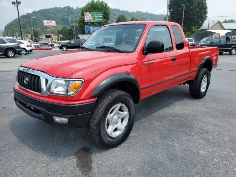 2001 Toyota Tacoma for sale at MCMANUS AUTO SALES in Knoxville TN