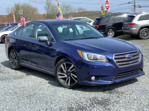 2017 Subaru Legacy for sale at A&M Auto Sale in Edgewood MD