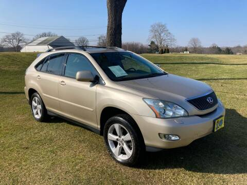 2007 Lexus RX 350 for sale at Good Value Cars Inc in Norristown PA