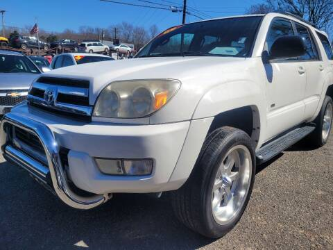 2005 Toyota 4Runner for sale at Ace Auto Brokers in Charlotte NC