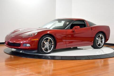 2009 Chevrolet Corvette for sale at Mershon's World Of Cars Inc in Springfield OH