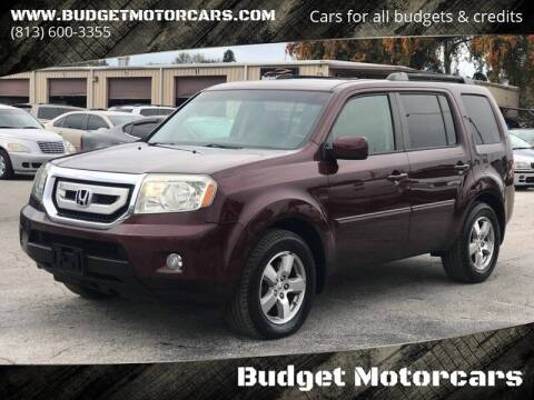 2009 Honda Pilot for sale at Budget Motorcars in Tampa FL