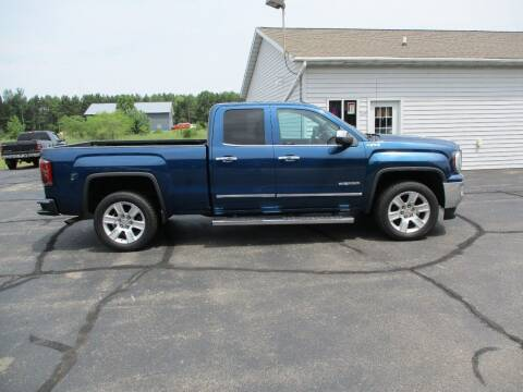 2016 GMC Sierra 1500 for sale at Plainfield Auto Sales, LLC in Plainfield WI