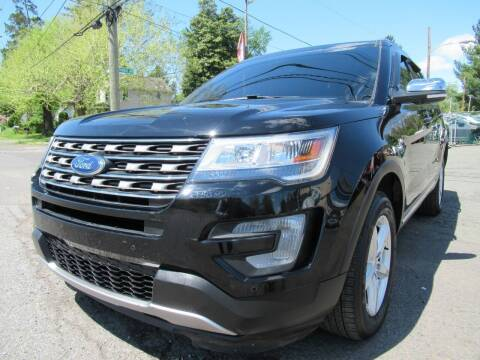 2016 Ford Explorer for sale at PRESTIGE IMPORT AUTO SALES in Morrisville PA