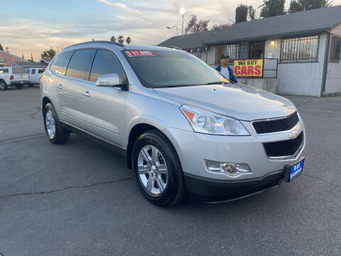 2011 Chevrolet Traverse for sale at Blue Diamond Auto Sales in Ceres CA