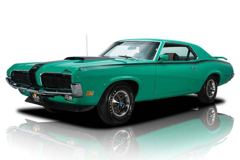 1970 Mercury Cougar for sale in Charlotte, NC