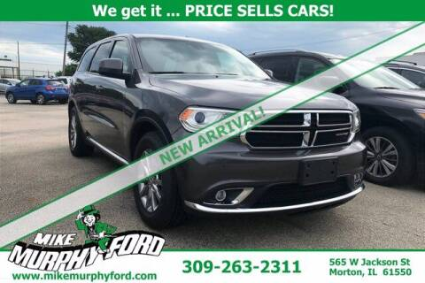 2018 Dodge Durango for sale at Mike Murphy Ford in Morton IL