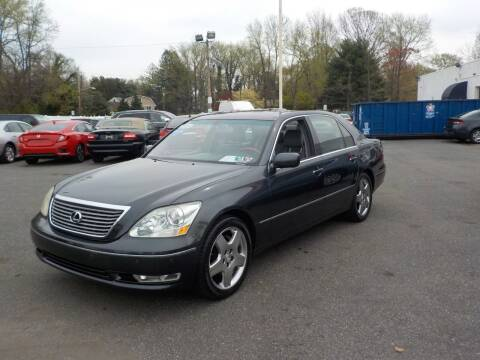 2005 Lexus LS 430 for sale at United Auto Land in Woodbury NJ