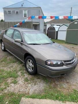 2002 Chevrolet Impala for sale at Edens Auto Ranch in Bellaire OH