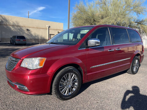 2014 Chrysler Town and Country for sale at Tucson Auto Sales in Tucson AZ