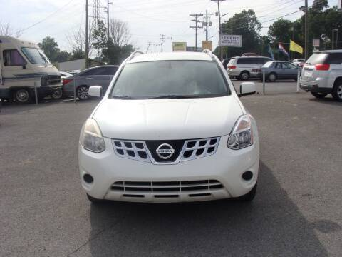 2011 Nissan Rogue for sale at Knoxville Used Cars in Knoxville TN