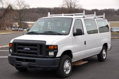 2013 Ford E-Series Cargo for sale at T CAR CARE INC in Philadelphia PA