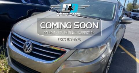 2011 Volkswagen CC for sale at D & D Used Cars in New Port Richey FL
