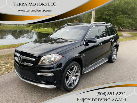 2014 Mercedes-Benz GL-Class for sale at Terra Motors LLC in Jacksonville FL