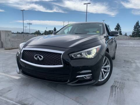 2014 Infiniti Q50 for sale at BAY AREA CAR SALES 2 in San Jose CA