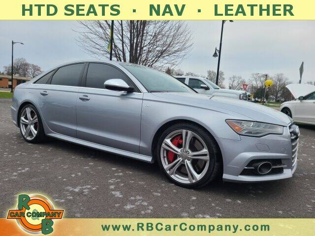 2017 Audi S6 for sale at R & B Car Company in South Bend IN