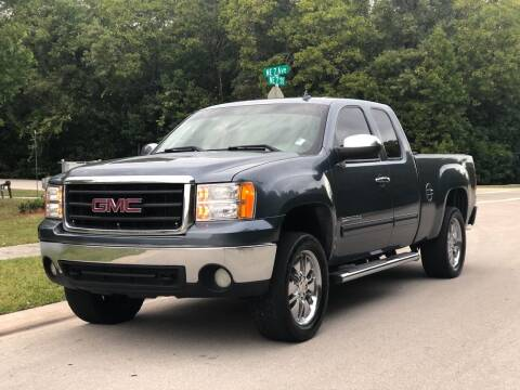 2007 GMC Sierra 1500 for sale at L G AUTO SALES in Boynton Beach FL