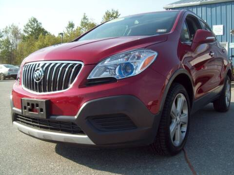 2016 Buick Encore for sale at Frank Coffey in Milford NH