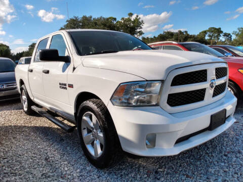 2015 RAM Ram Pickup 1500 for sale at Empire Automotive Group Inc. in Orlando FL