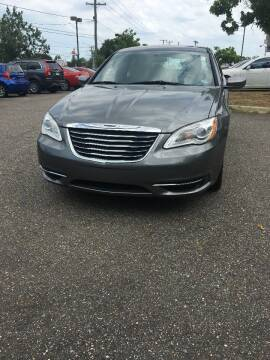 2013 Chrysler 200 for sale at Advantage Motors in Newport News VA