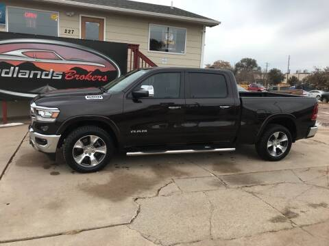 2019 RAM Ram Pickup 1500 for sale at Badlands Brokers in Rapid City SD