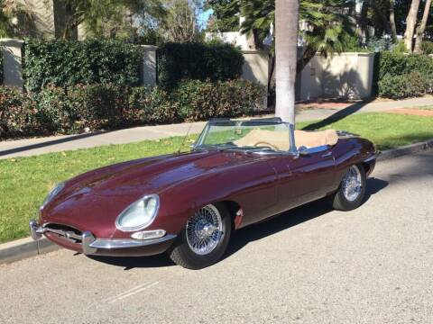 1963 Jaguar XKE for sale at Gullwing Motor Cars Inc in Astoria NY