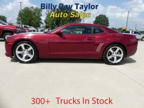 2010 Chevrolet Camaro for sale at Billy Ray Taylor Auto Sales in Cullman AL