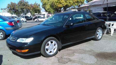 1997 Acura CL for sale at Larry's Auto Sales Inc. in Fresno CA