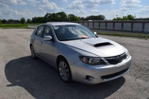 2008 Subaru Impreza for sale at NEW 2 YOU AUTO SALES LLC in Waukesha WI