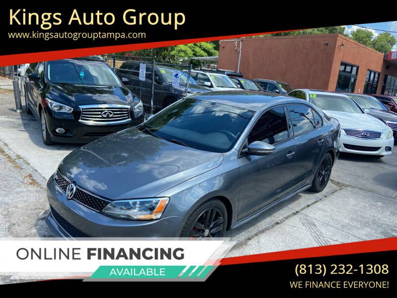 2013 Volkswagen Jetta for sale at Kings Auto Group in Tampa FL